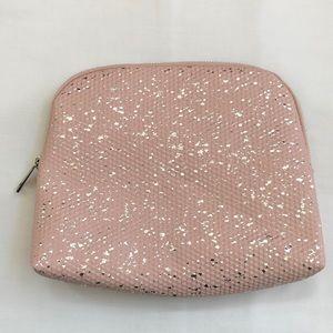 🌴$3 Ulta Beauty Pink & Silver Bag